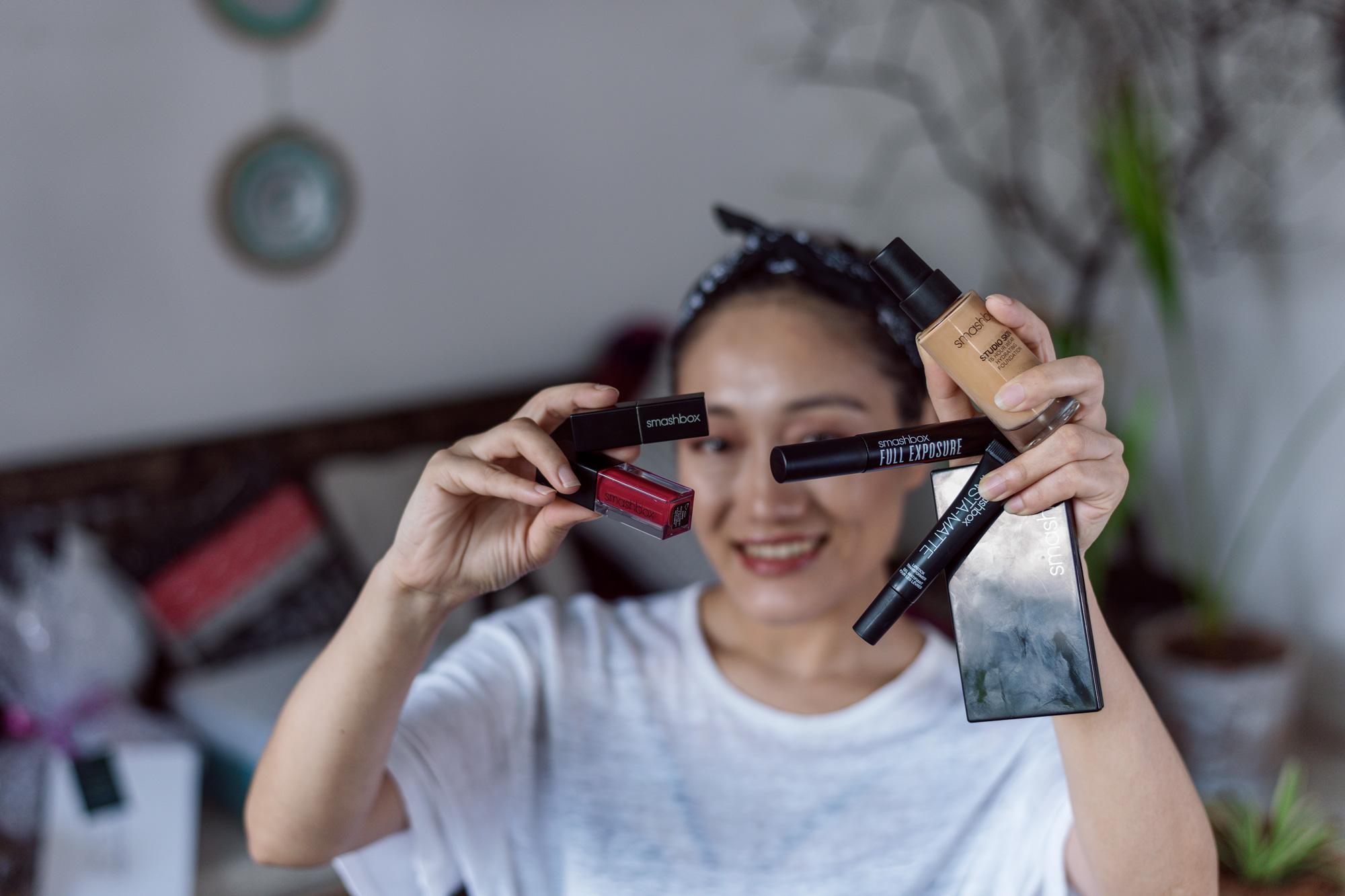 Aien-Jamir-Morning- SkinCare-My-Go-To-MakeUp-4